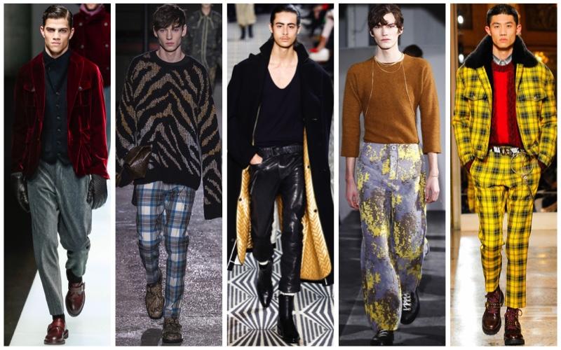 Men's Fall/Winter 2018 Fashion Trends | The Fashionisto