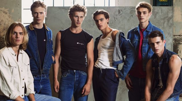 Pictured Left to Right: Ton Heukels, Sven de Vries, Bram Valbracht, Parker van Noord, Dani van de Water, and Jordy Baan.