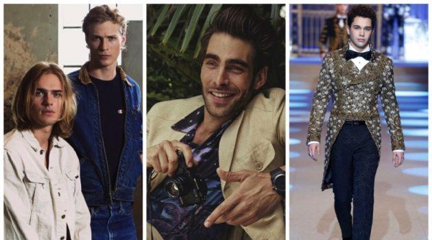 Week in Review: Dutch Models, Jon Kortajarena, Dolce & Gabbana + More