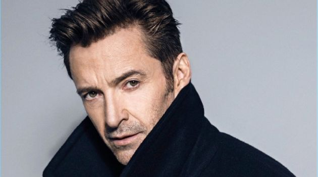 Hugh Jackman Promotes 'The Greatest Showman', Covers Magazines