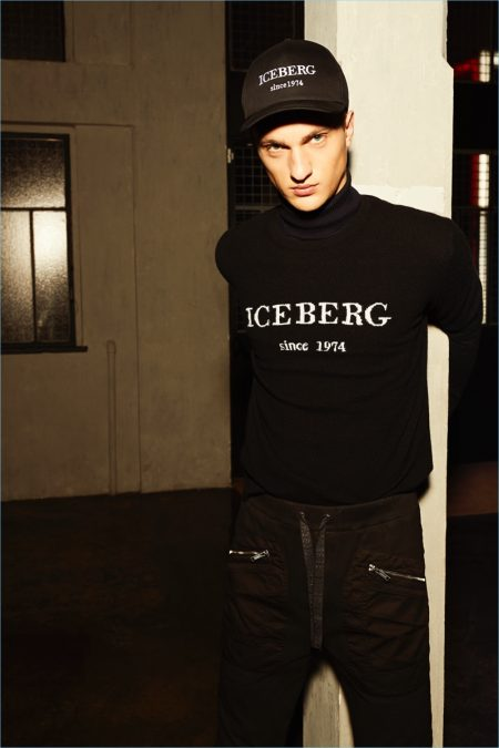 Iceberg Channels 80s for Streetwear Influenced Fall '18