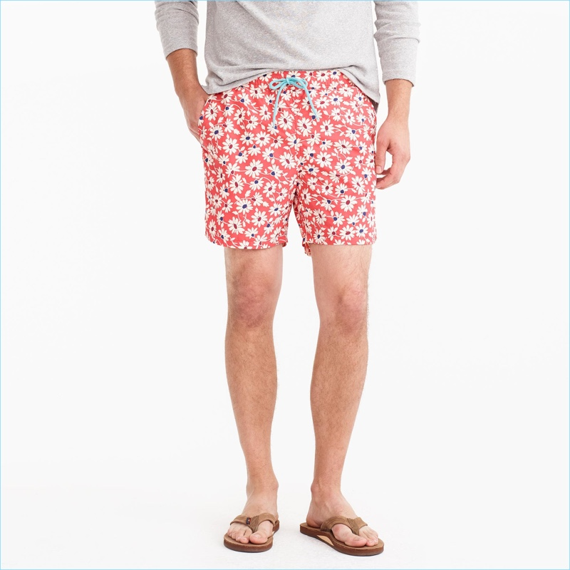 a80ead42c7 J.Crew | Men's Swimwear | 2018 | Vacation Style Edit | Shopping ...