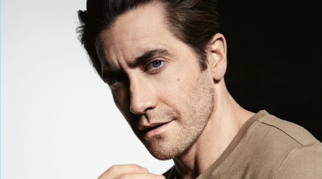 Doug Inglish photographs Jake Gyllenhaal for GQ Australia.