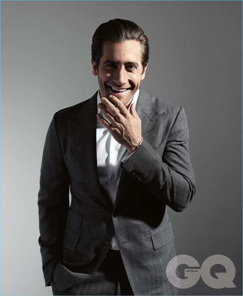 GQ Australia enlists Jake Gyllenhaal for its latest cover story.