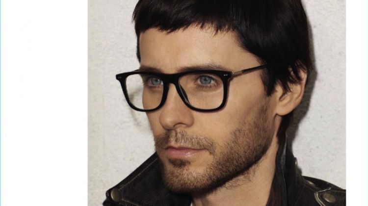 008193ce92 Jared Leto Fronts Carrera Eyewear Campaign