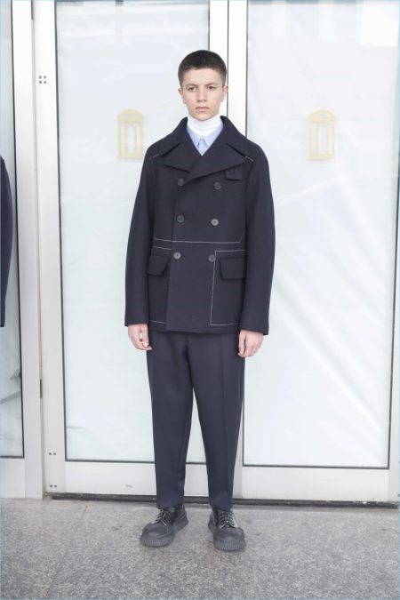 Jil Sander Looks to a Positive Future for Fall '18