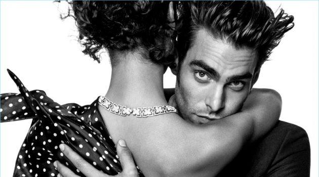 Jon Kortajarena Couples Up with Yasmin Wijnaldum for Vogue México Cover Story