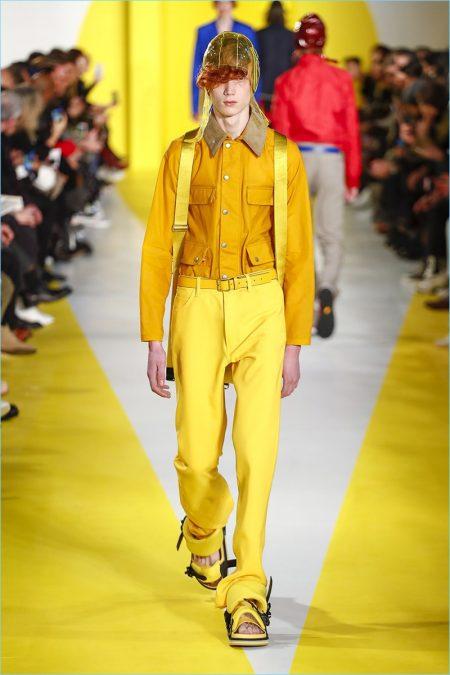 Galliano Brings Drama to Maison Margiela Fall '18 Collection