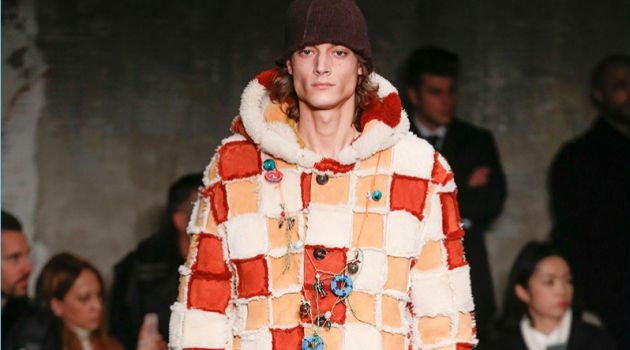 Marni Proposes Free-Spirited Style with Fall '18 Collection