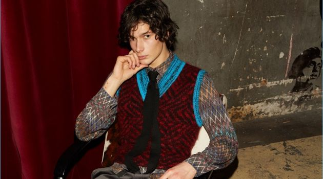 Missoni Channels 70s Art Scene for Fall '18 Collection