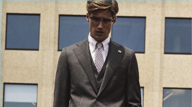 Dress Like a Boss: Nick Truelove for GQ Australia