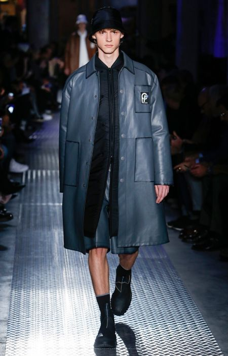 66995b1229f6 Prada Looks to the Future with Fall  18 Collection