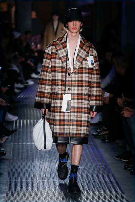 Prada Looks to the Future with Fall '18 Collection