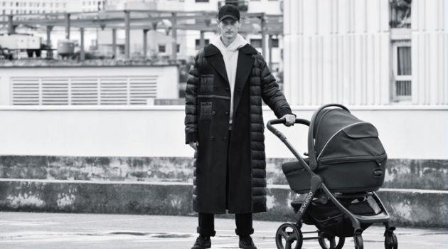 Rogier Bosschaart Embraces a 'Daddy Cool' for D La Repubblica