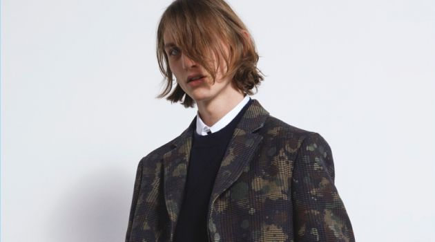 Stella McCartney Does Modern Brit Style for Fall '18 Collection
