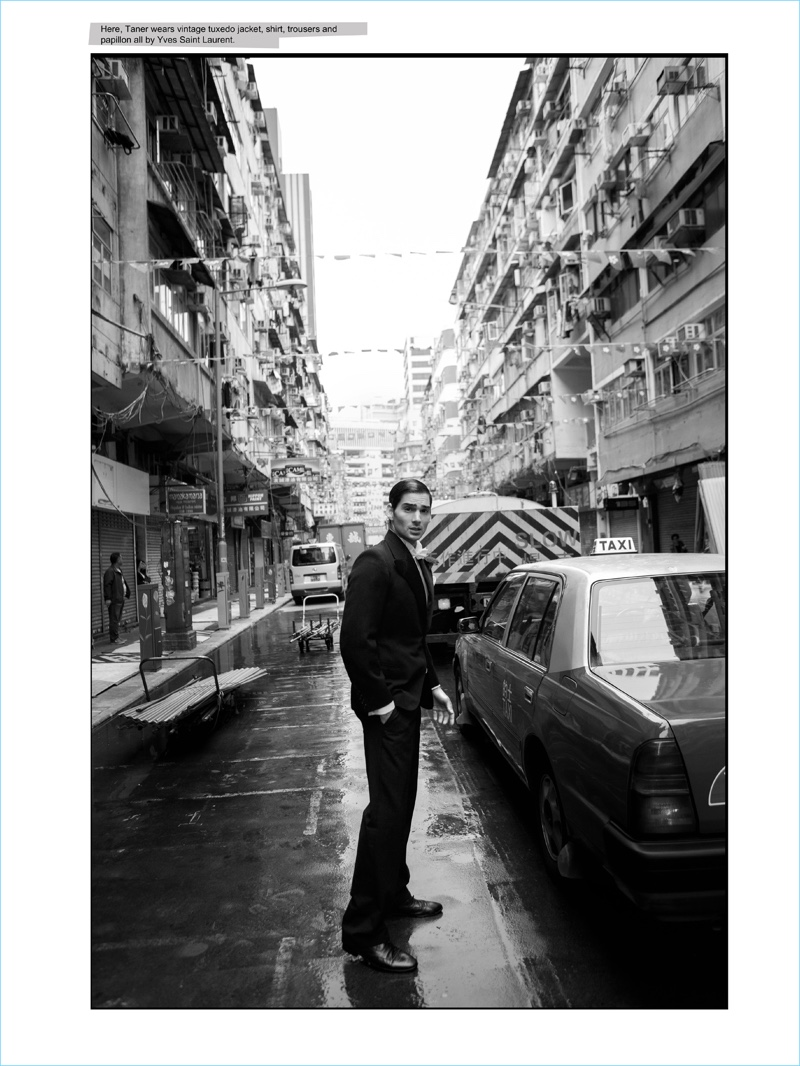Business (S)trip: Taner Sigirtmac for FACTORY Fanzine