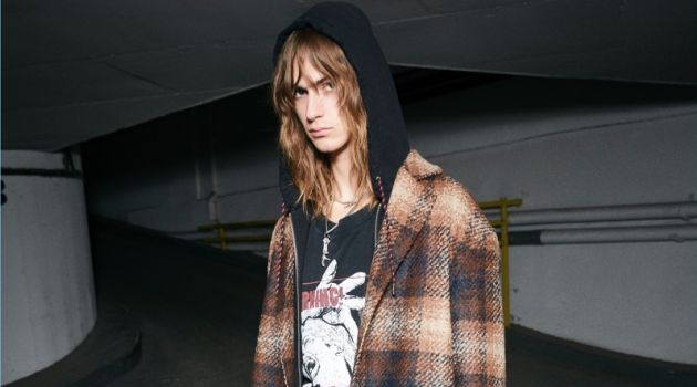 The Kooples Looks to Horror Movies for Fall '18 Inspiration