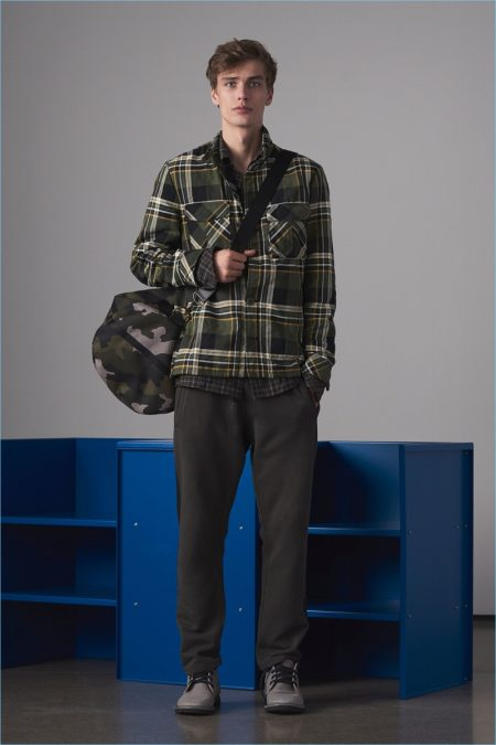 Tomas Maier Finds Relaxed Ease for Fall '18 Collection