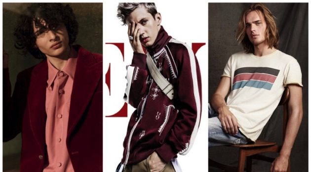 Week in Review: Finn Wolfhard, Troy Sivan for Valentino, Scotch & Soda + More