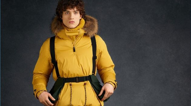 Z Zegna Tackles Chic Mountaineering Style for Fall '18 Collection