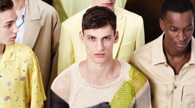 Roberto Sipos, David Trulik + More Star in Zara Man Spring '18 Campaign