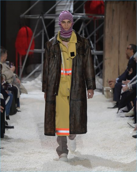 Old Meets New for Calvin Klein Fall '18 Collection