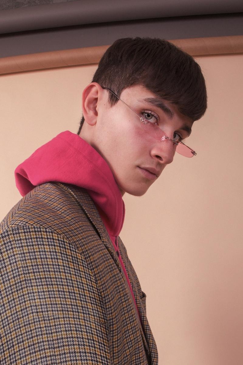Fashionisto Exclusive: Vitor Soratto photographed by Leandro Franco