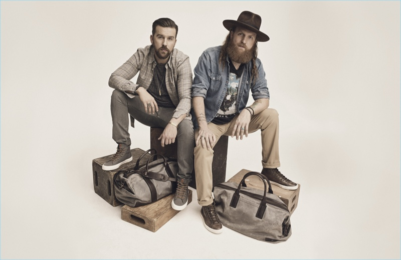 The Frye Company enlists Brothers Osborne for its new campaign.
