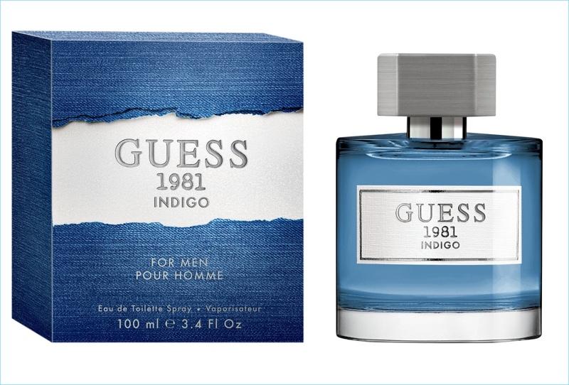 Guess 1981 Indigo Men's Fragrance