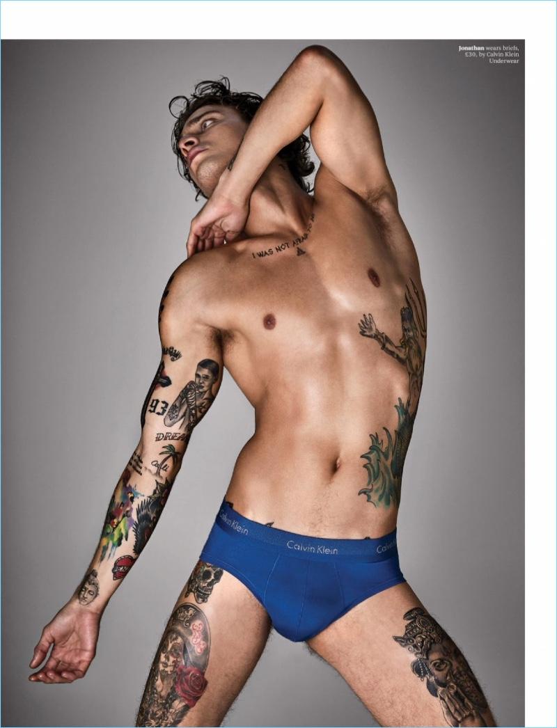Jonathan nude Nude Photos 4