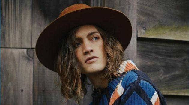 Marcel Castenmiller Models Craftsman Style for WSJ.