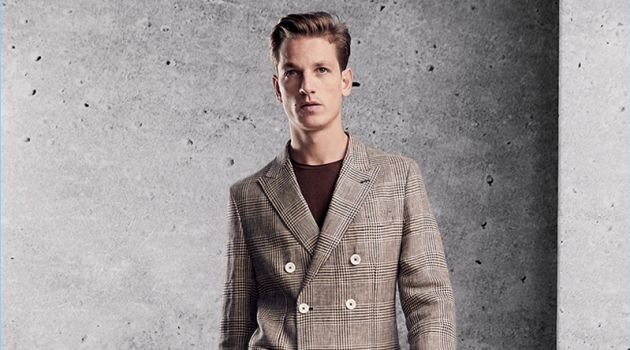Massimo Dutti Embraces Warm Neutrals for Spring '18 Collection