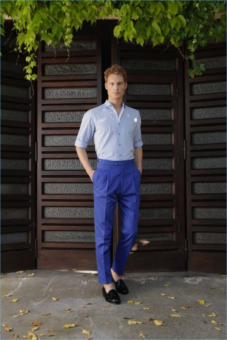 PT Pantaloni Torino Tackles Colonial Inspirations for Spring '18 Collection