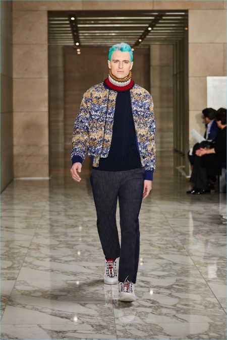 Perry Ellis Presents Life Ready Fall '18 Collection