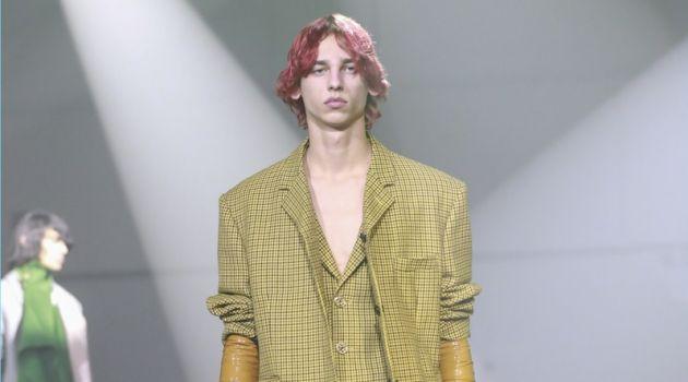 Raf Simons Tackles Addiction for Fall '18 Collection