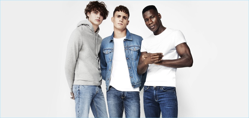fb53d72fe92 River-Island-Spring-Summer-2018-Mens-Denim-011. Models Darwin Gray