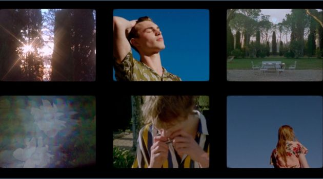 Kit Butler & Noah Bunink Star in Sandro's Spring '18 Film