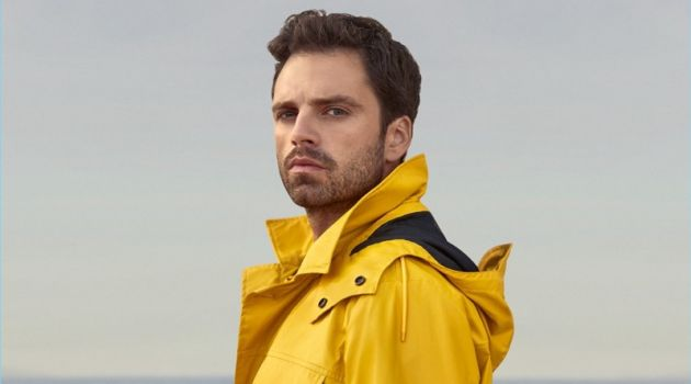 Sebastian Stan Dons Nautical Style for BOSS Campaign