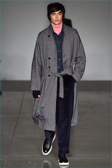 Todd Snyder Revisits Old School Style for Fall '18 Collection