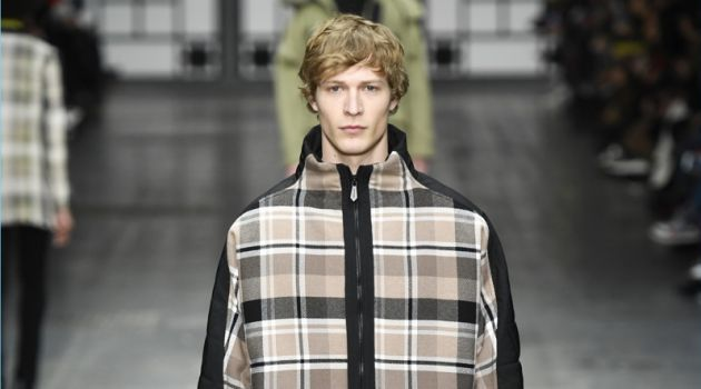 Trussardi Celebrates Milanese Youth with Fall '18 Collection