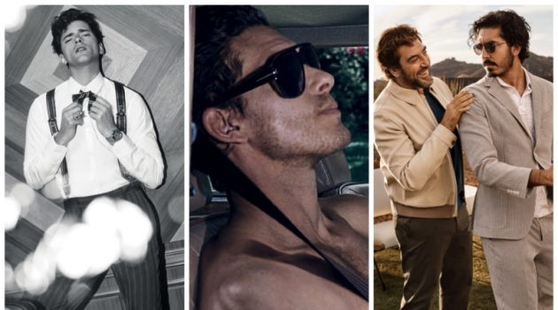 Week in Review: Sean O'Pry for Vogue Korea, Tom Ford & Ermenegildo Zegna Campaigns + More