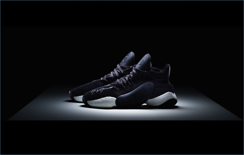 BOOST You Wear: Y-3 BYW BBALL Sneakers