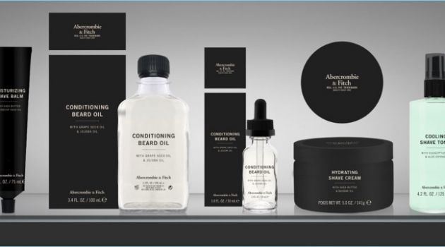 Abercrombie & Fitch Men's Grooming Range
