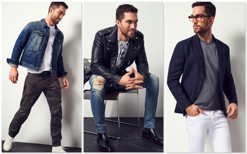 Bloomingdale S Men S Denim Style Guide Spring 2018 The