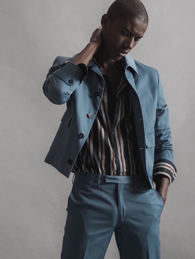 Fashionisto Exclusive: Claudio Monteiro photographed by Ricardo Santos