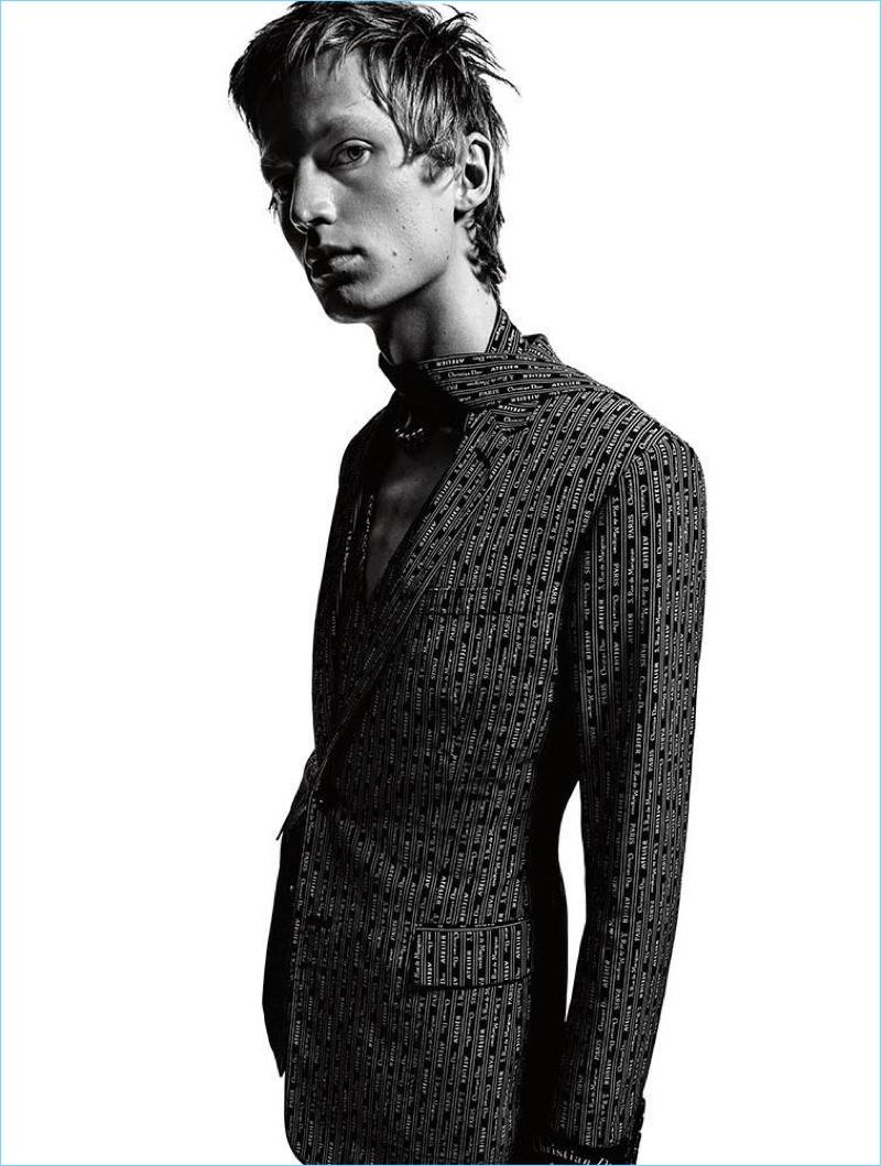 Come As You Are: Elias de Poot & Jonas Glöer Rock Dior Homme