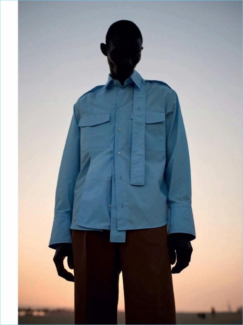 Lost in Venice Beach: Fernando Cabral for Esquire España