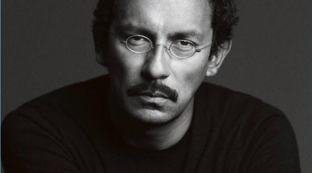 Designer Haider Ackermann
