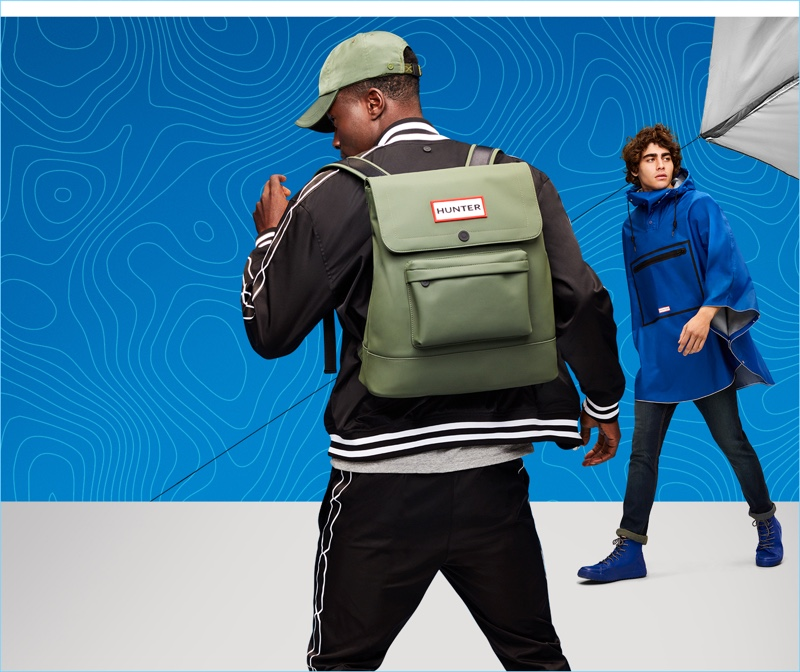 Hunter brings accessories into the spotlight for its Target collaboration.