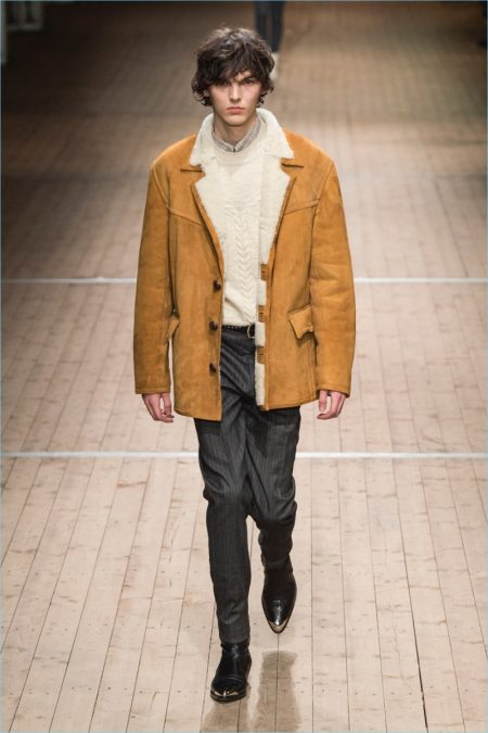 8d10b625466 Isabel Marant | Fall 2018 | Men's Collection | Runway | The Fashionisto